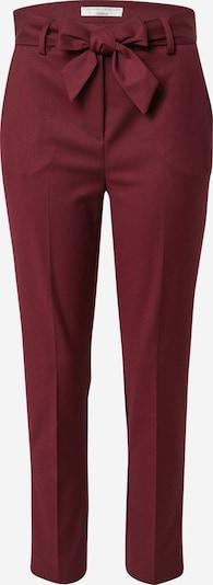 Guido Maria Kretschmer Collection Pantalon 'Tilda' en bordeaux, Vue avec produit