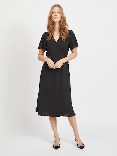 VILA Haljina u crna, Prikaz modela