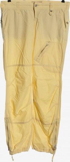 FREEMAN T. PORTER Stoffhose in XL in pastellgelb, Produktansicht