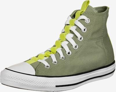 CONVERSE Sneaker in khaki / apfel / weiß, Produktansicht