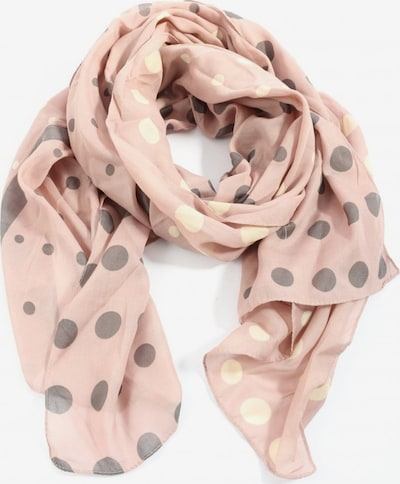 NKD Scarf & Wrap in One size in Cream / Pink / Wool white, Item view