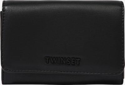 Twinset Denarnica | črna barva, Prikaz izdelka