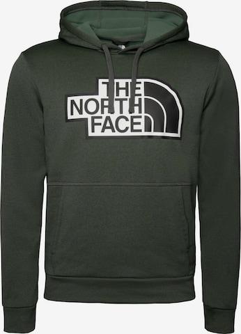 THE NORTH FACE Sweatshirt 'Exploration' in Grün