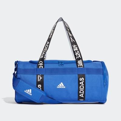 ADIDAS PERFORMANCE Sportstaske i blå / sort / hvid, Produktvisning