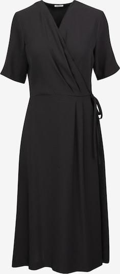 SEIDENSTICKER Kleid 'Schwarze Rose' in schlammfarben, Produktansicht