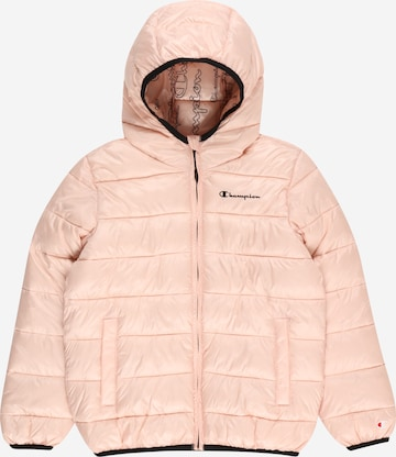 rozā Champion Authentic Athletic Apparel Starpsezonu jaka
