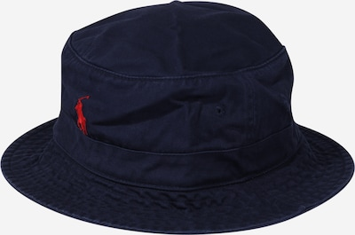 POLO RALPH LAUREN Шапка с периферия 'COTTON CHINO-LOFT BUCKET-HAT' в нейви синьо, Преглед на продукта