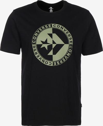 CONVERSE T-Shirt in schwarz, Produktansicht