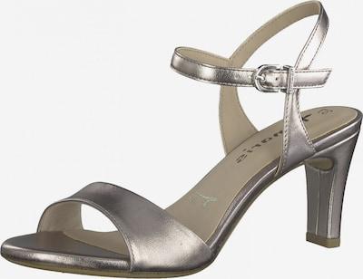 TAMARIS Sandale in gold, Produktansicht