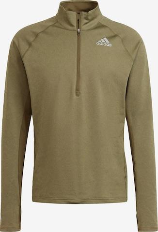 T-Shirt fonctionnel ADIDAS PERFORMANCE en vert