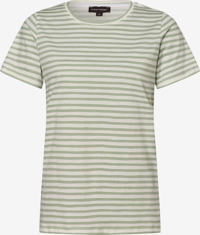 Franco Callegari T-Shirt in mint / weiß, Produktansicht