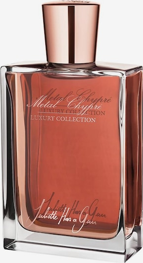 Juliette has a Gun Fragrance 'Metal Chypre' in Transparent, Item view