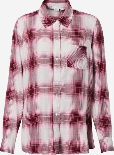 GAP Bluse in rosa / himbeer / weiß, Produktansicht