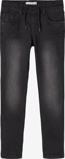 NAME IT Jeans 'Robin' in de kleur Black denim, Productweergave