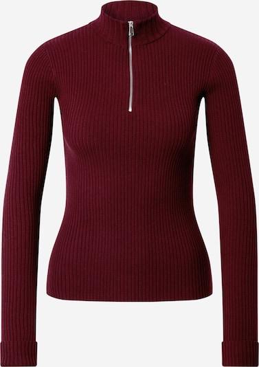 EDITED Pullover 'Alison' in rot, Produktansicht