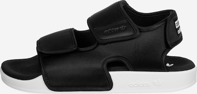 ADIDAS ORIGINALS Pantoletten ' ADILETTE 3.0 ' in schwarz, Produktansicht