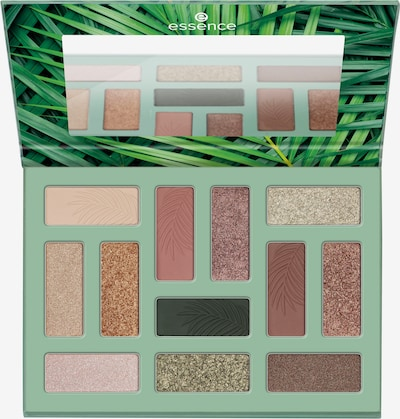 Essence Eyeshadow in Mixed colors: Frontal view