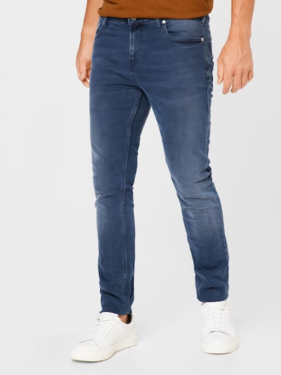 SCOTCH & SODA Jeans in Blue denim, View model