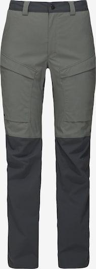 Haglöfs Pantalon outdoor 'Fjord' en gris / anthracite, Vue avec produit