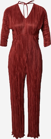 Closet London Overall in Rot