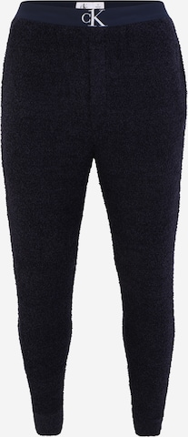 Calvin Klein Underwear Pyjamasbyxa i blå