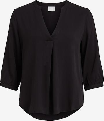 VILA Bluse 'Dania' i svart