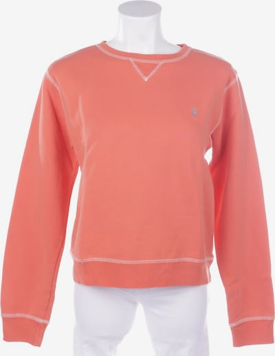Polo Ralph Lauren Sweatshirt / Sweatjacke in L in orange, Produktansicht