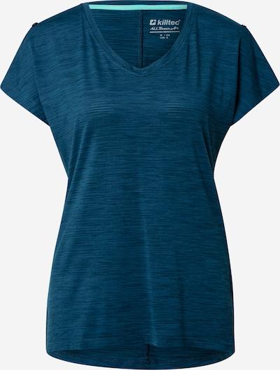 KILLTEC T-shirt fonctionnel en marine, Vue avec produit