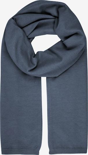 APART Schal einfarbig in blau, Produktansicht