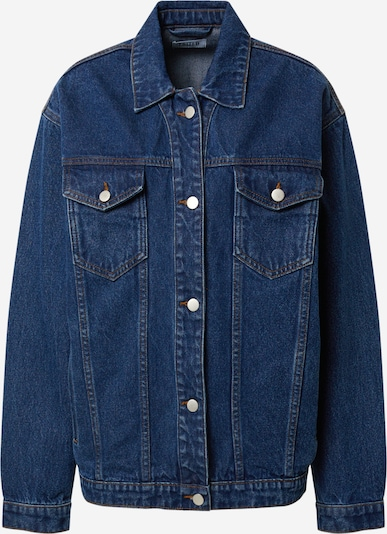 EDITED Jacke 'Hatti' in blue denim, Produktansicht