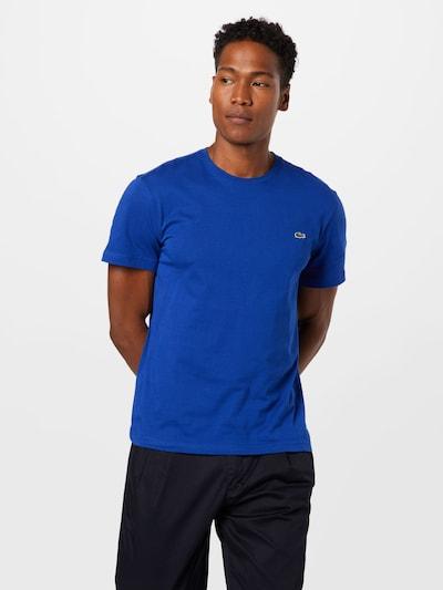 LACOSTE T-Shirt in dunkelblau: Frontalansicht