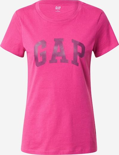 GAP Shirt in pflaume / fuchsia, Produktansicht