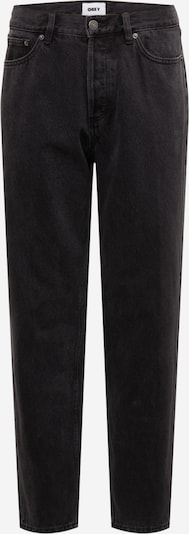 Obey Jeans in de kleur Black denim, Productweergave
