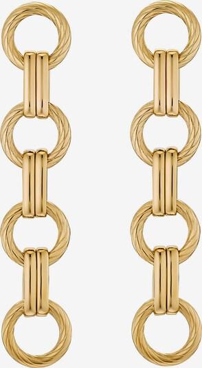 NOELANI Ohrstecker in gold, Produktansicht