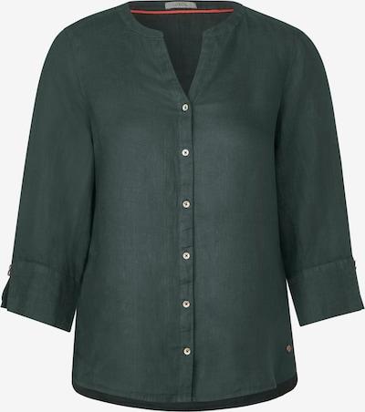 CECIL Bluse in dunkelgrün, Produktansicht