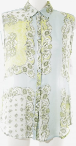 SAND COPENHAGEN ärmellose Bluse in L in Grün