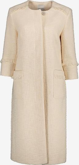 Lavard Mantel eleganter Boxmantel für Damen in ecru, Produktansicht