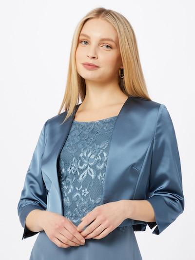 Vera Mont Blazer en bleu, Vue avec modèle