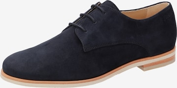 SIOUX Lace-Up Shoes ' Bovinia-701 ' in Blue