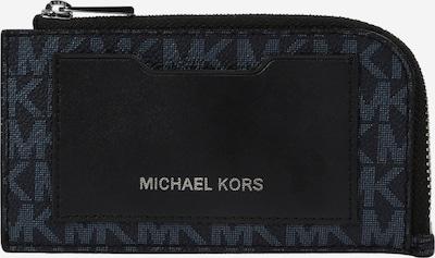 Michael Kors Cartera en navy / azul noche / negro / plata, Vista del producto