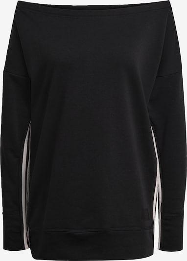 ADIDAS PERFORMANCE Camiseta deportiva en negro / blanco, Vista del producto