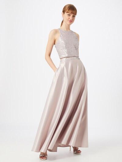 rózsaszín SWING Estélyi ruhák, Modell nézet
