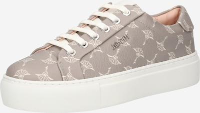 JOOP! Låg sneaker 'Daphne' i rökgrå / vit, Produktvy