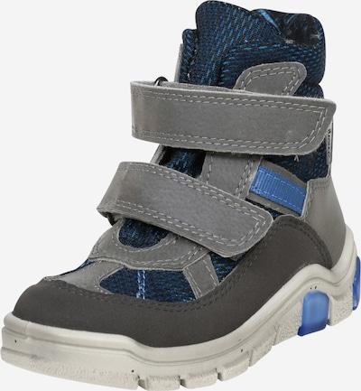 RICOSTA Snowboots in de kleur Hemelsblauw / Blauw denim / Grijs, Productweergave