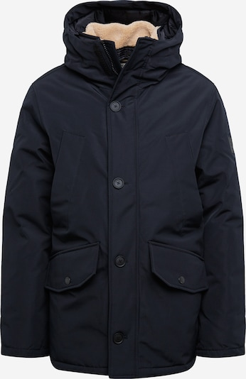 ESPRIT Winterparka in de kleur Zwart, Productweergave