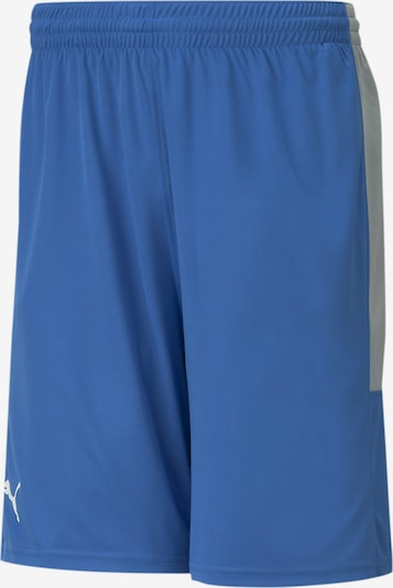 PUMA Sporthose in royalblau / weiß, Produktansicht