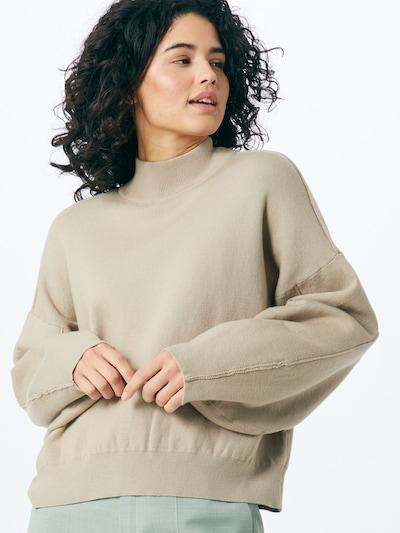 Gestuz Pullover 'Talli' in creme, Modelansicht