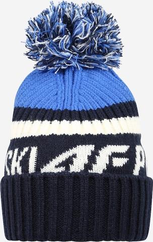 4F Sports beanie in Blue