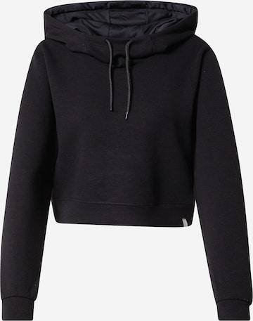 ONLY PLAY Sportsweatshirt i svart