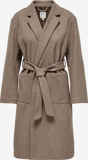 Demisezoninis paltas 'Trillion' iš ONLY, spalva – margai ruda, Prekių apžvalga